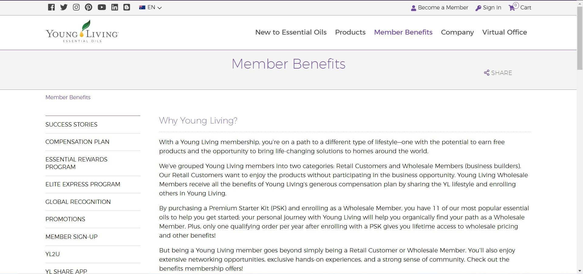 doterra vs young living - YL Opportunity