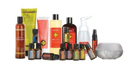 doterra vs young living - doterra products