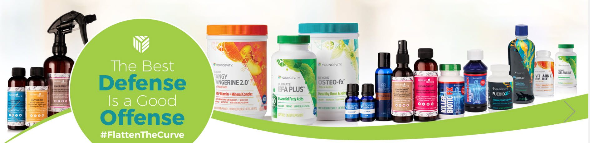 Youngevity MLM Review - Stripe 1