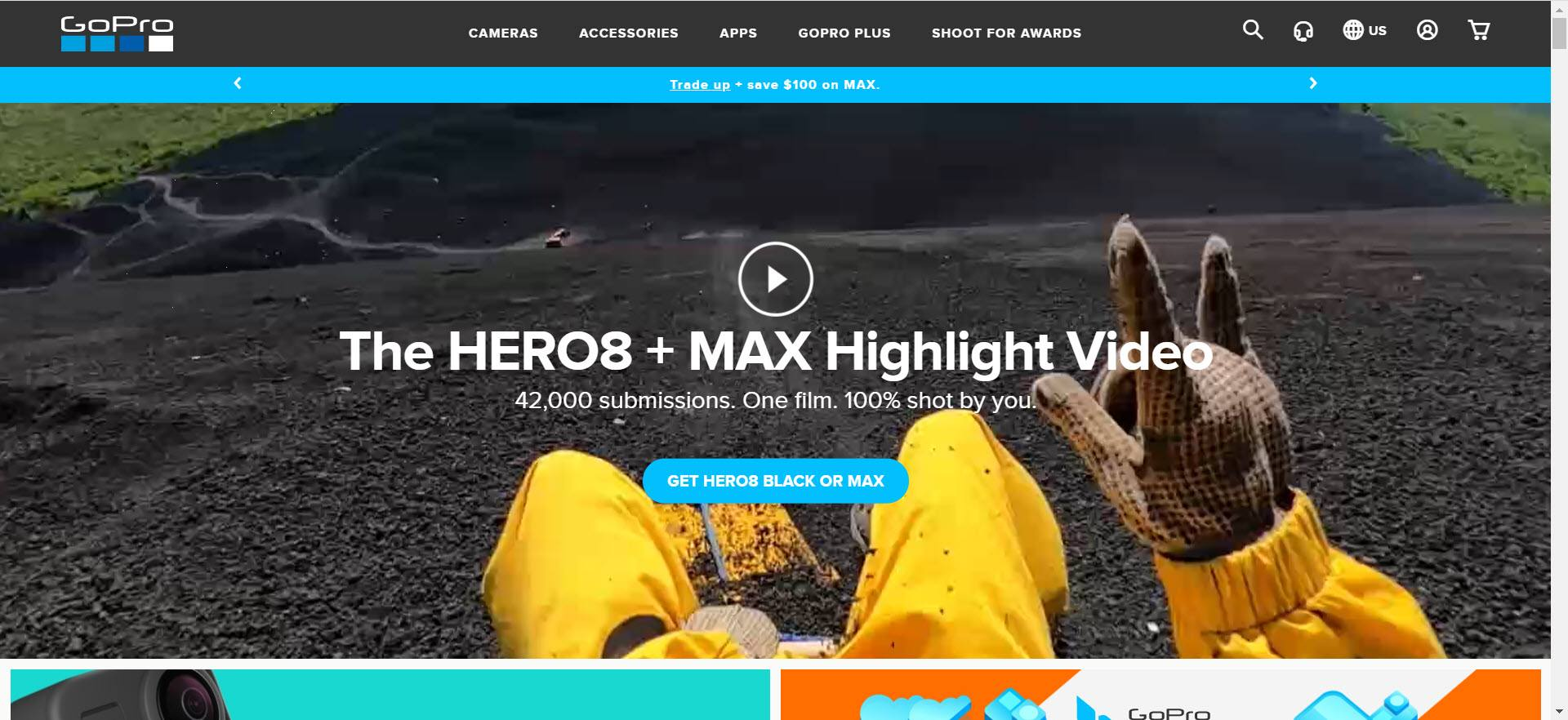 Photography Affiliate Programs - GoPro