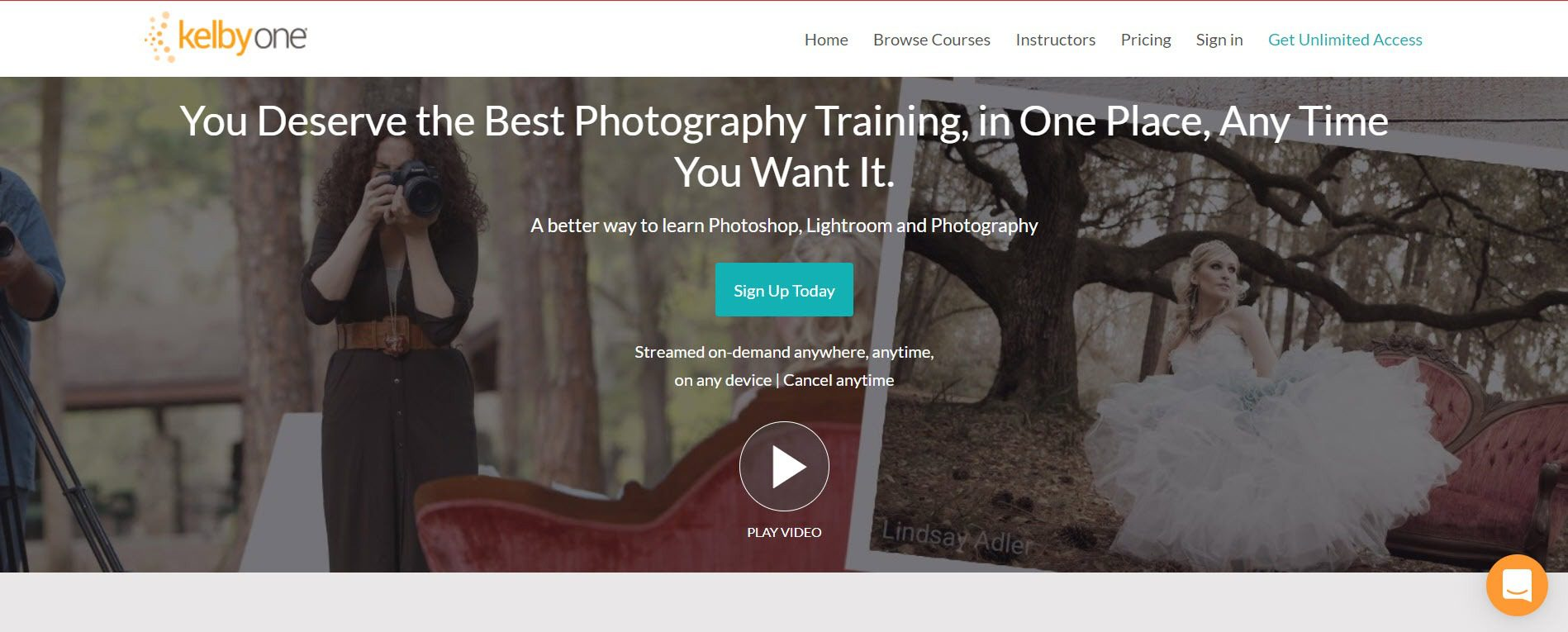 Photography Affiliate Programs - Kelby One