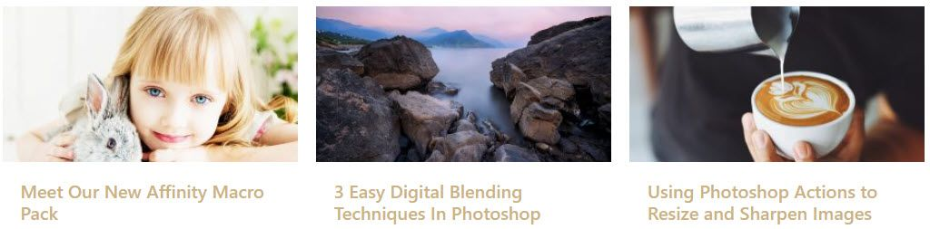 Photography Affiliate Programs - photography RAW stripe