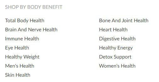 Usana MLM Review benefits