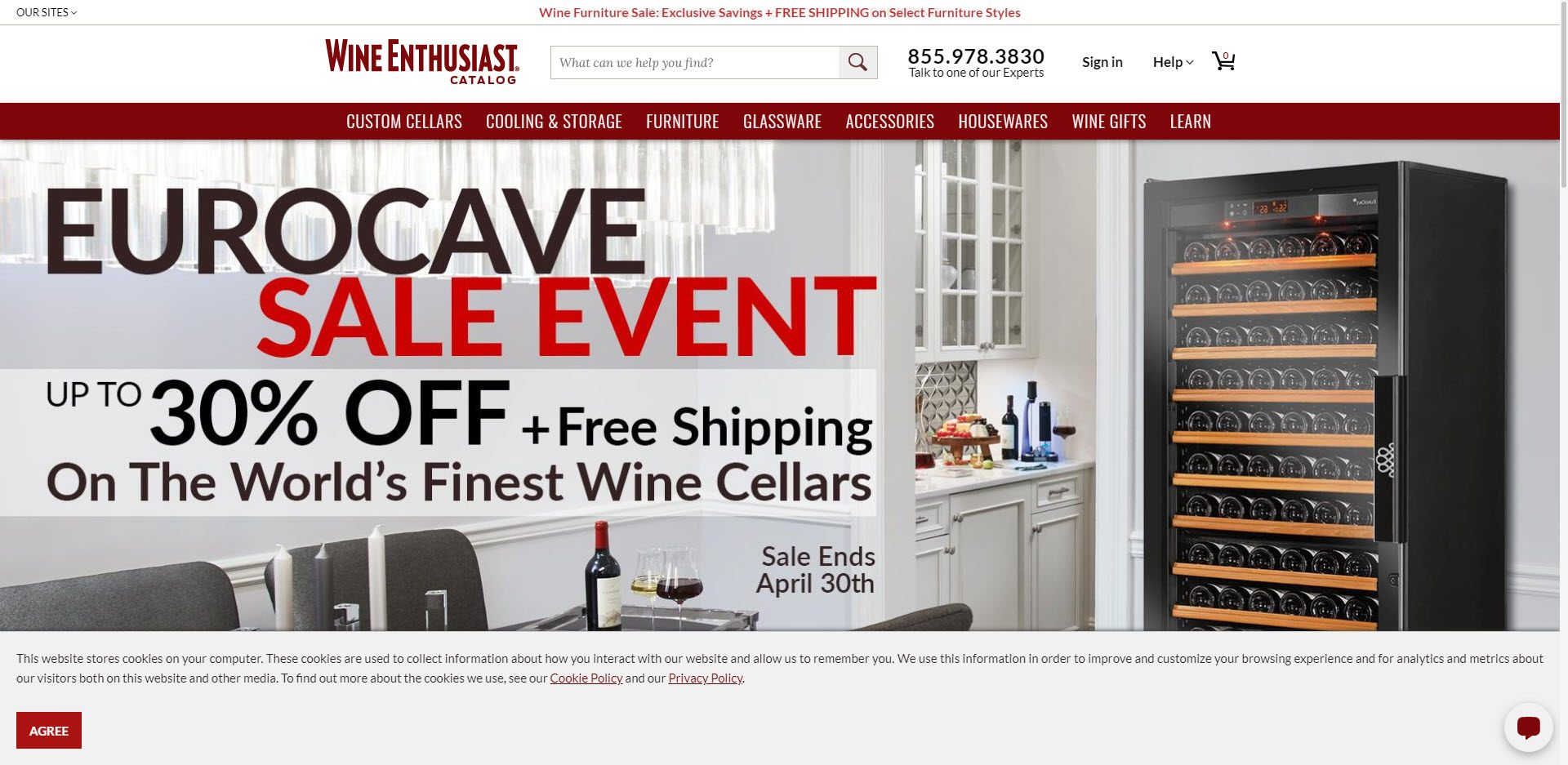 Wine Affiliate Programs - Wine Enthusiast