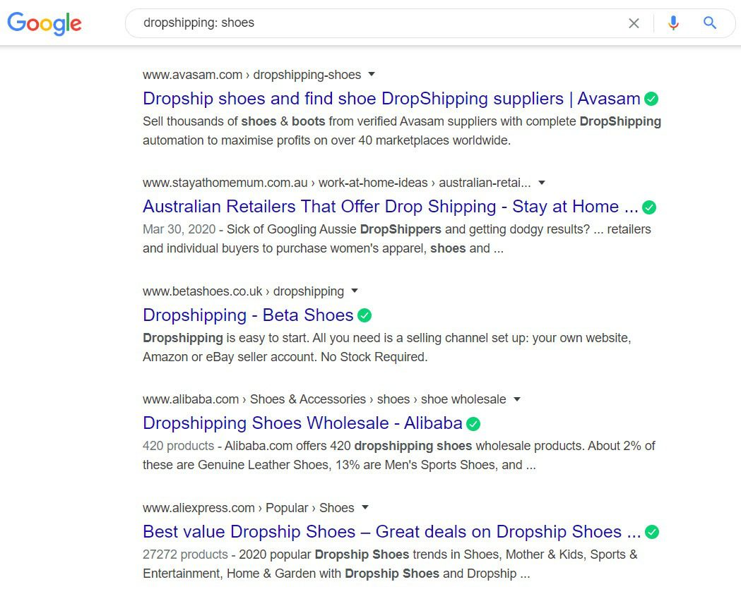 How to Sell Shoes Online - dropship