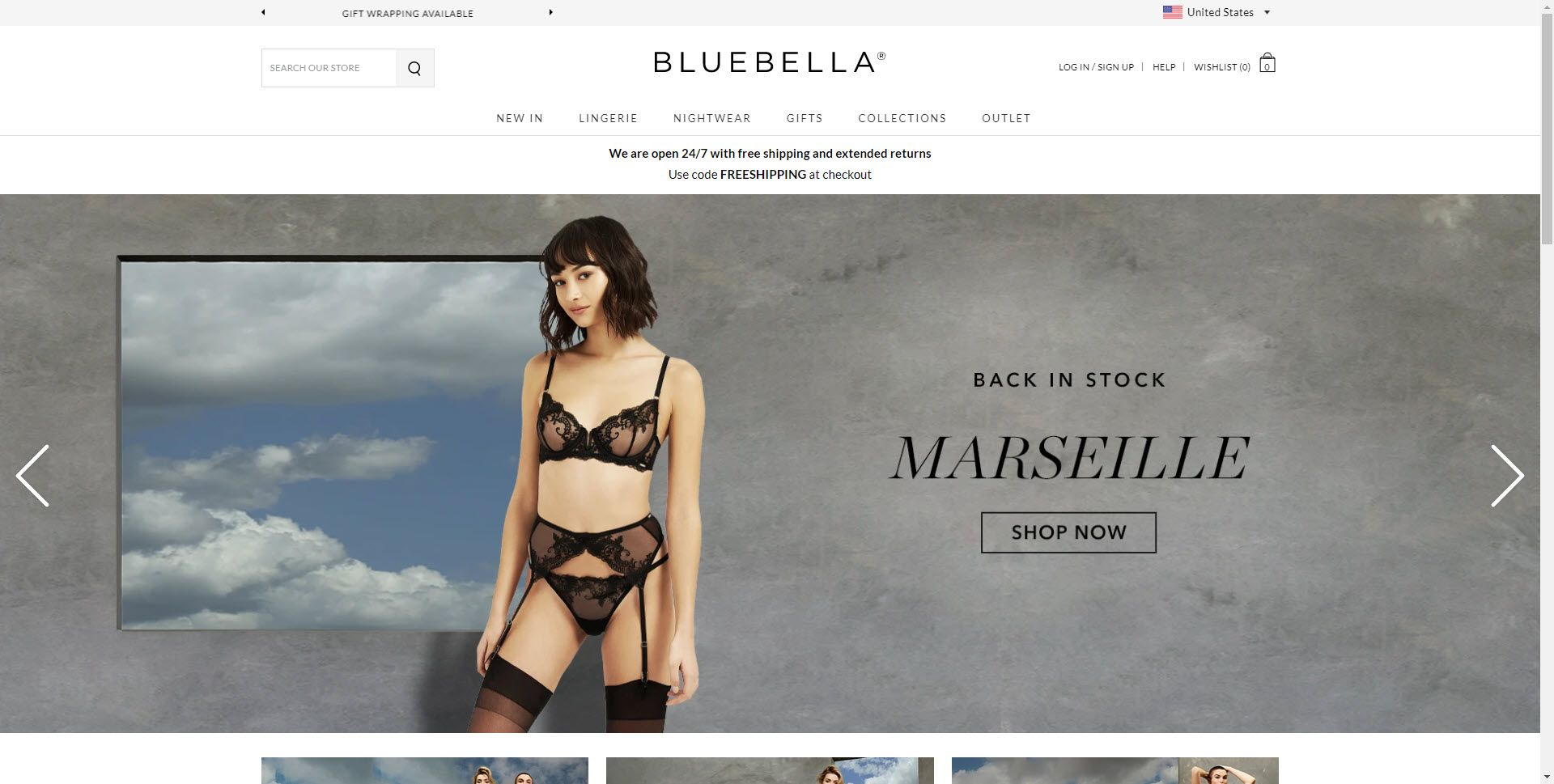 Lingerie Affiliate Programs - Bluebella