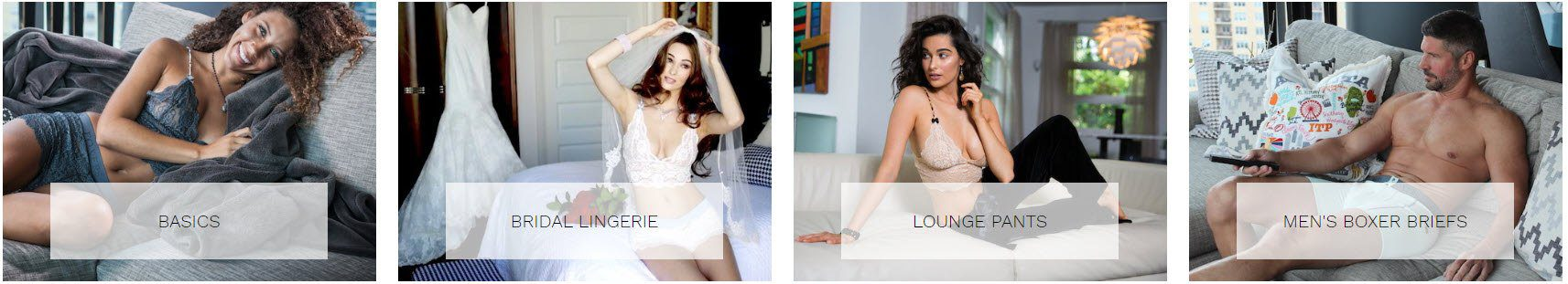 Lingerie Affiliate Programs - Foxers stripe