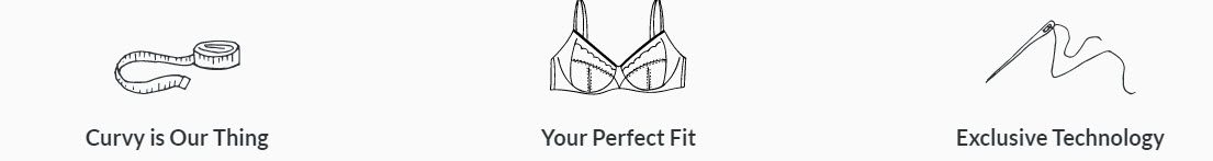 Lingerie Affiliate Programs - Glamorise stripe