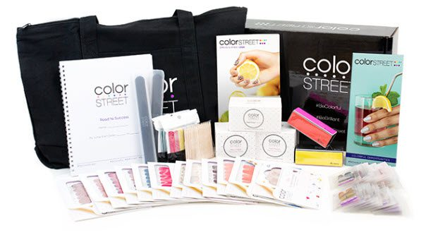 Color Street MLM Review - Starter Kit