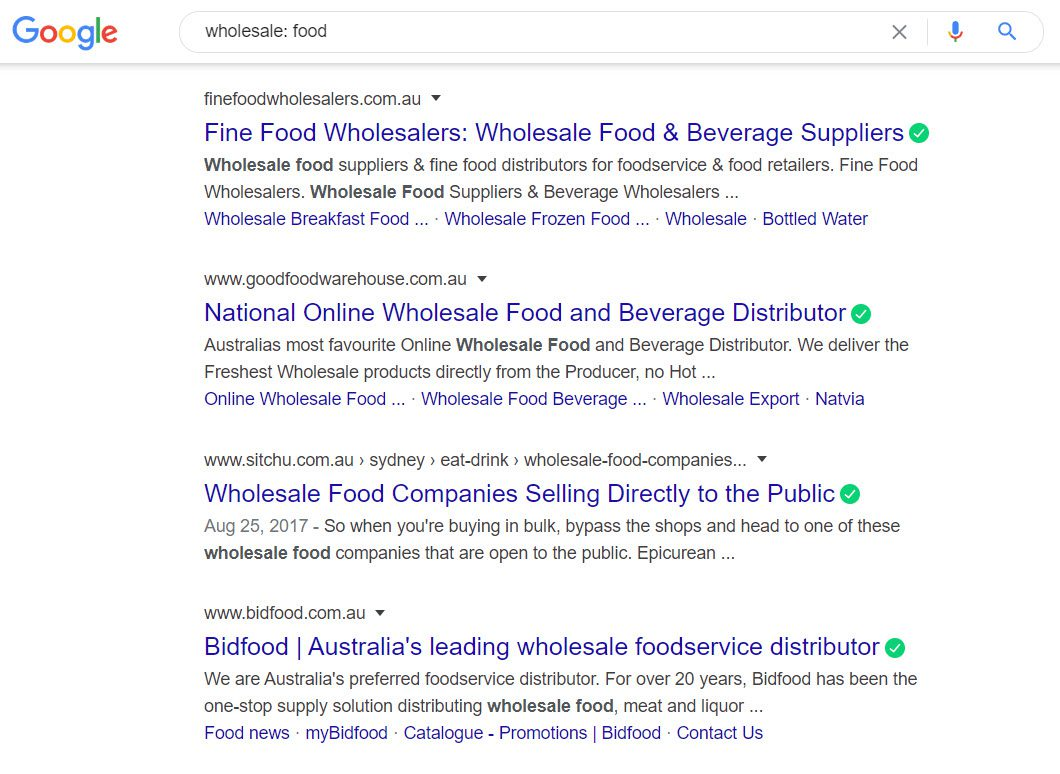 How To Sell Food Online From Home - wholesale