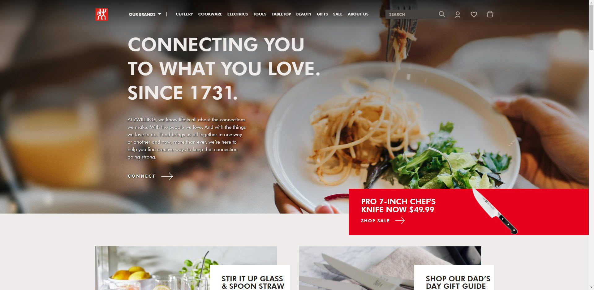 Restaurant Affiliate Programs - Zwilling