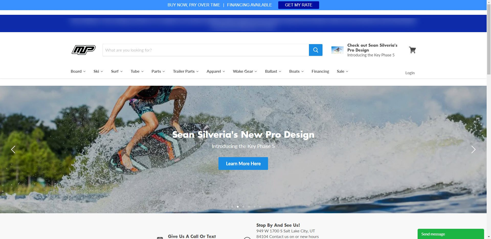Boat Affiliate Programs - Marine Products