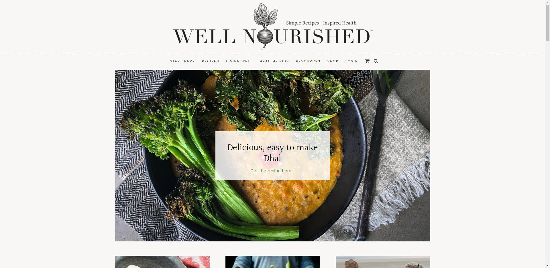 Health Food Affiliate Programs - Well Nourished