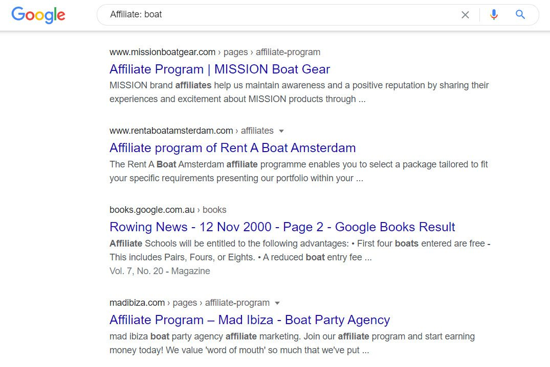 How to Sell Boats Online - affiliate - boats