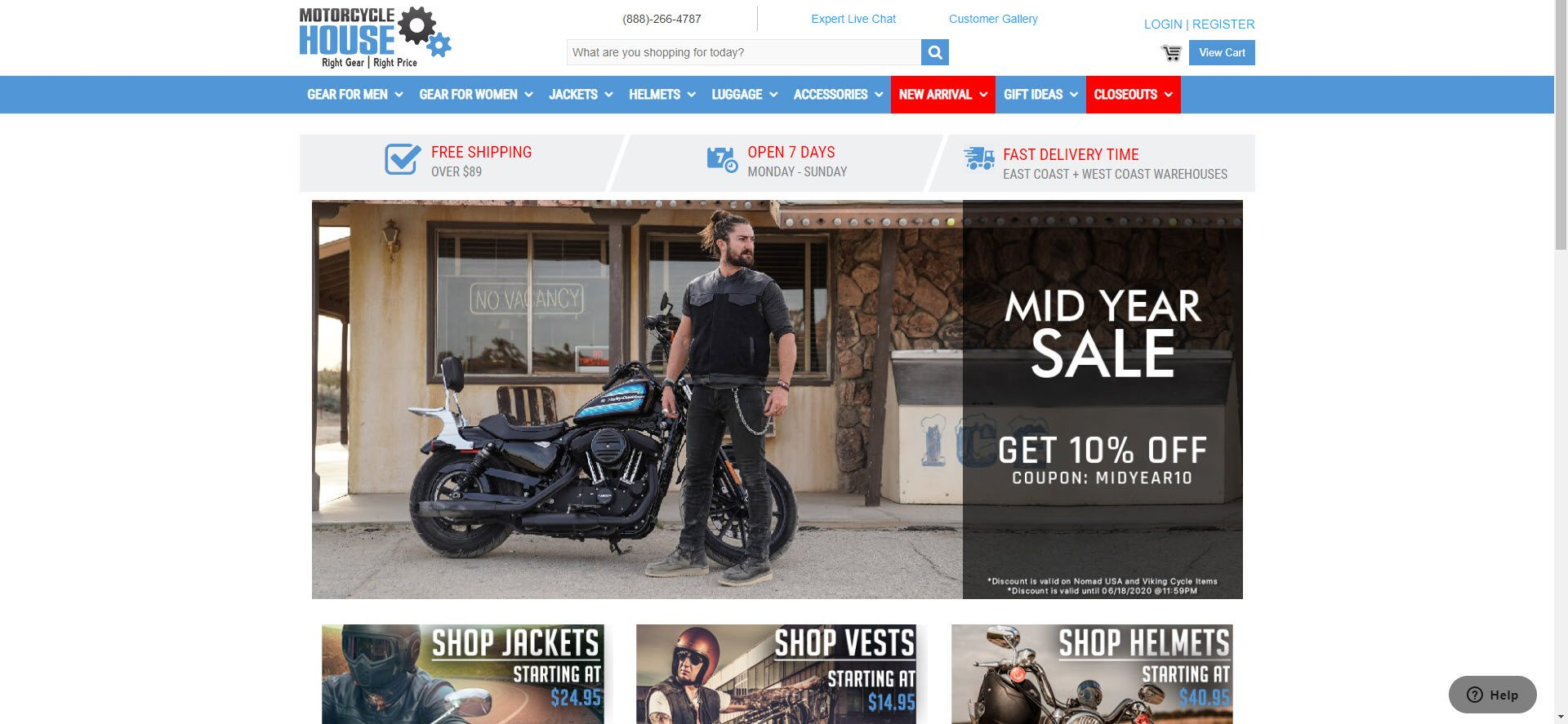 MotorCycle Affiliate Programs - Motorcycle House