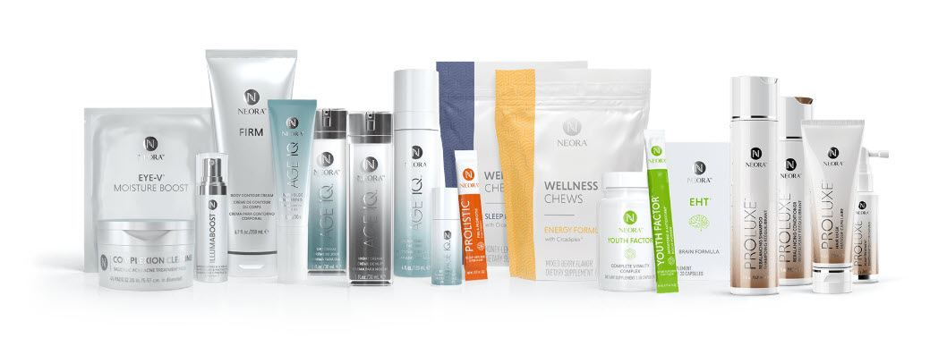 Neora MLM Review - Products