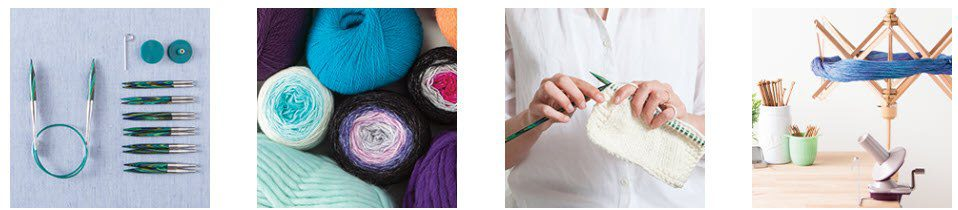 Knitting Affiliate Programs - Knit Picks stripe