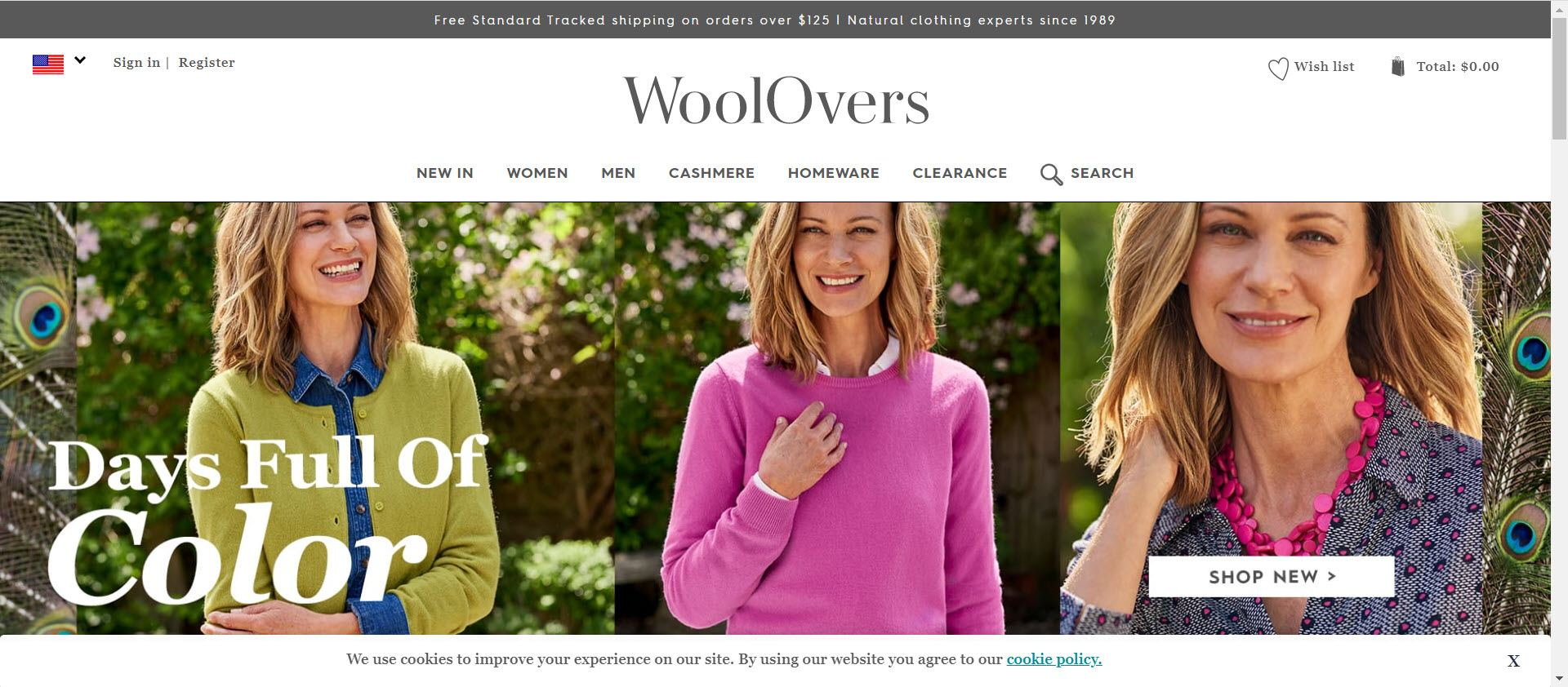 Knitting Affiliate Programs - WoolOvers