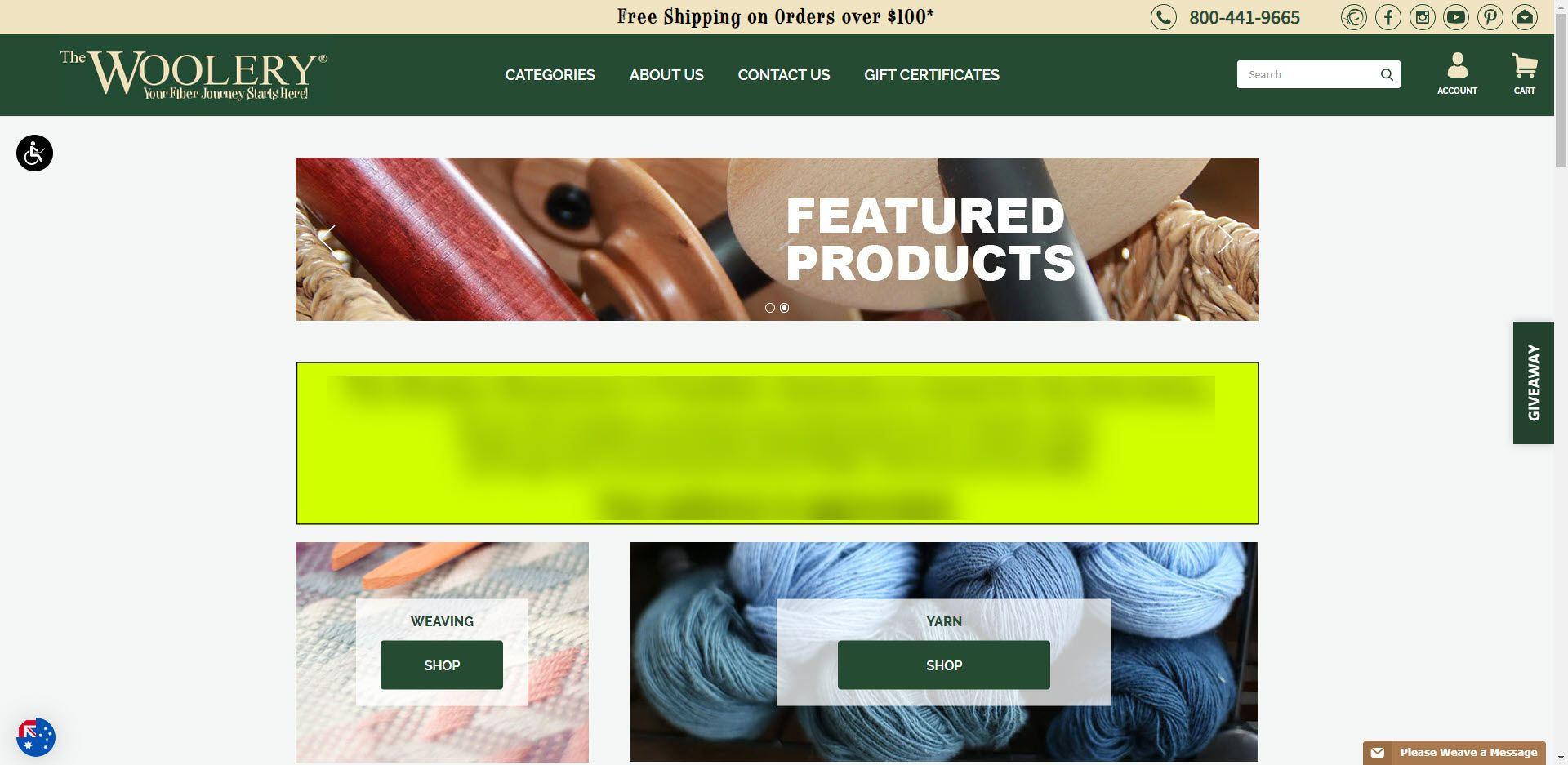 Knitting Affiliate Programs - Woolery