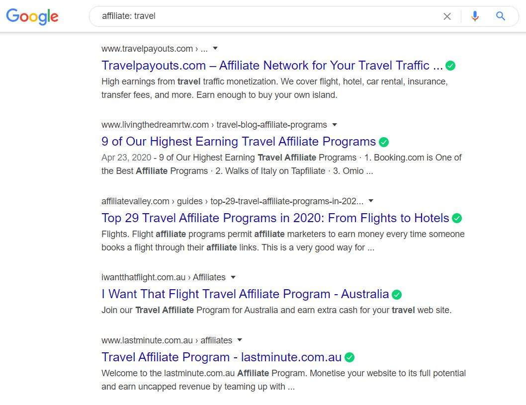 Monetize a Travel Blog - Travel affiliate