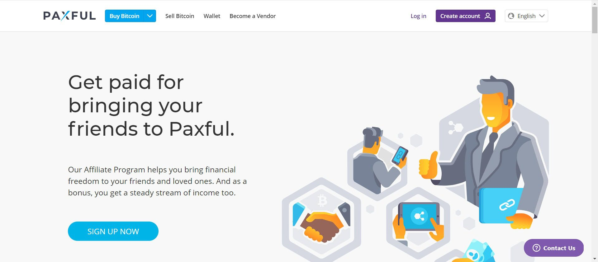Crypto affiliate programs - paxful affiliate