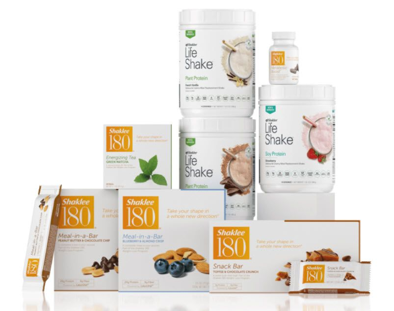 weight loss mlm programs - Shaklee