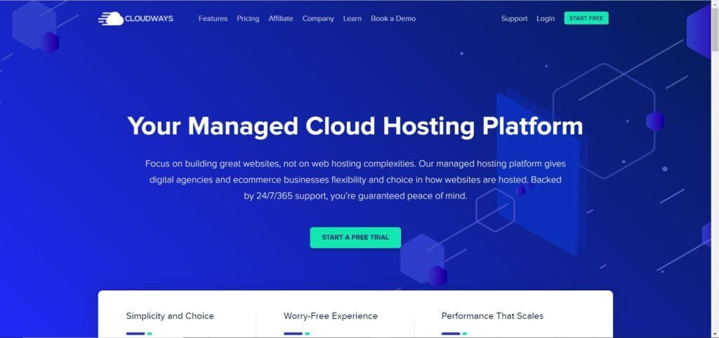 web hosting affiliate programs - Cloudways