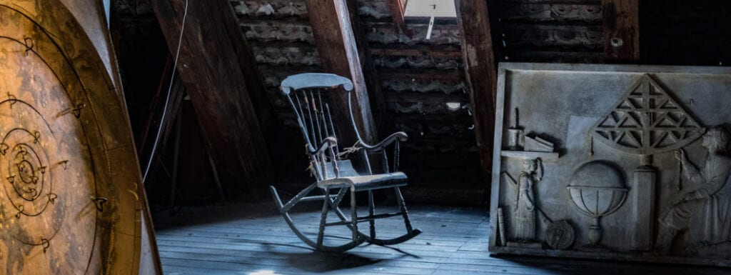 sell antiques online - rocking chair