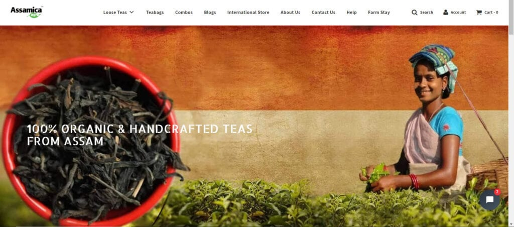 tea affiliate programs - Assamica