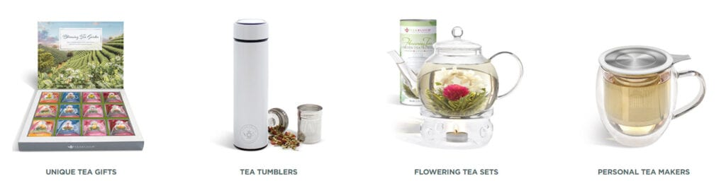 tea affiliate programs - Teabloom