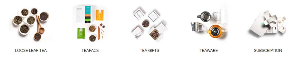 tea affiliate programs - Teabox stripe