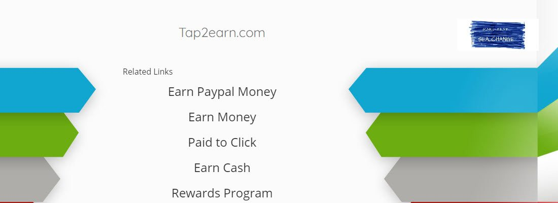 tap2earn review - header