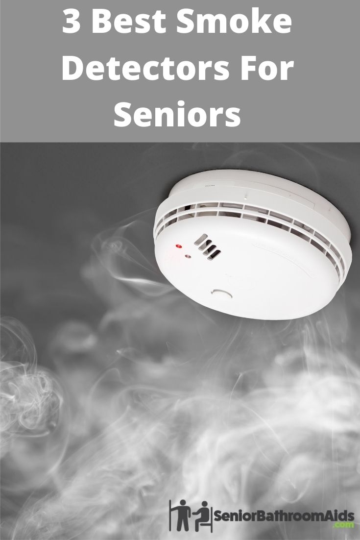 3 Best Smoke Detectors For Seniors
