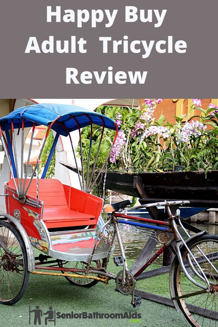 Happybuy Adult Tricycle Review