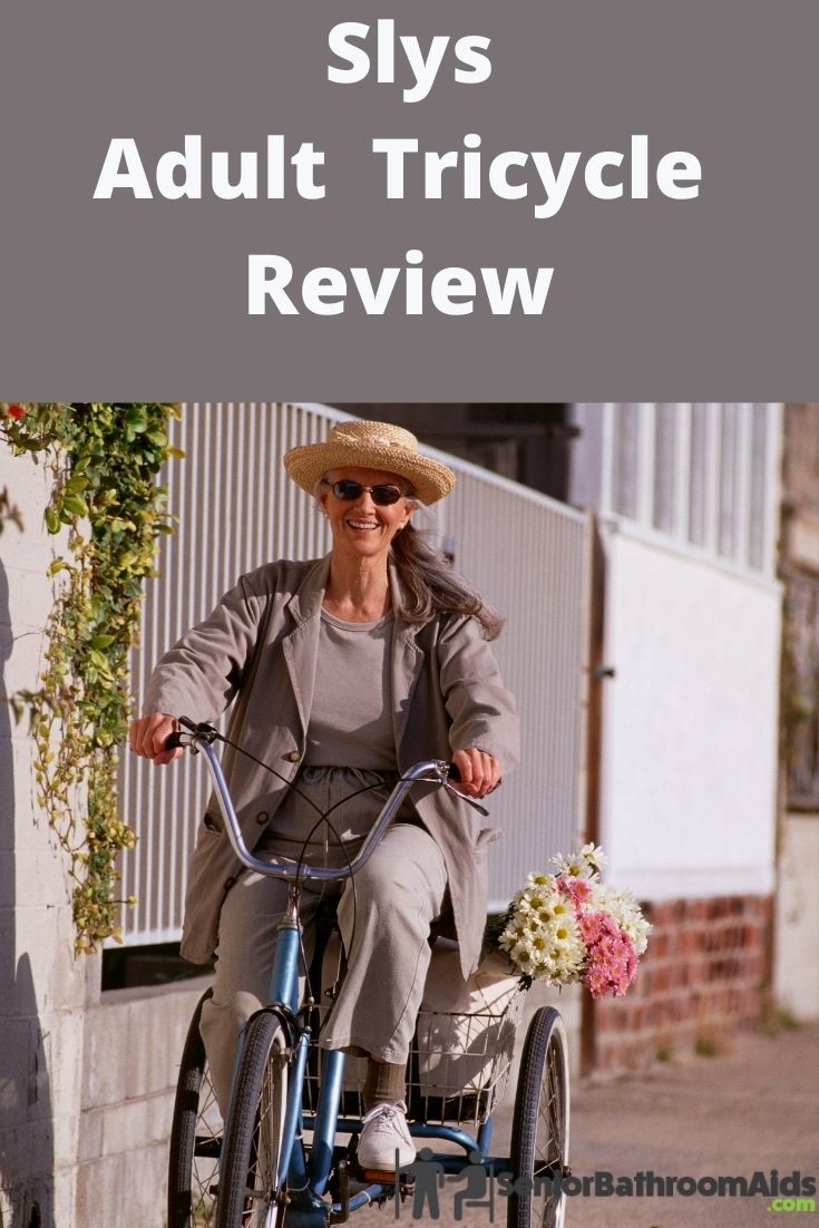 Slys Adult Tricycle Review