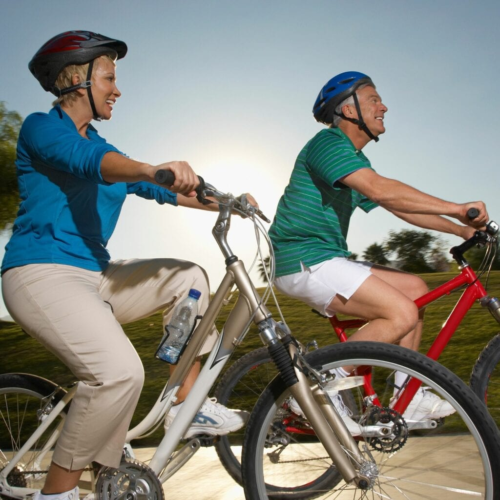 8 Bicycle Safety Tips For Seniors