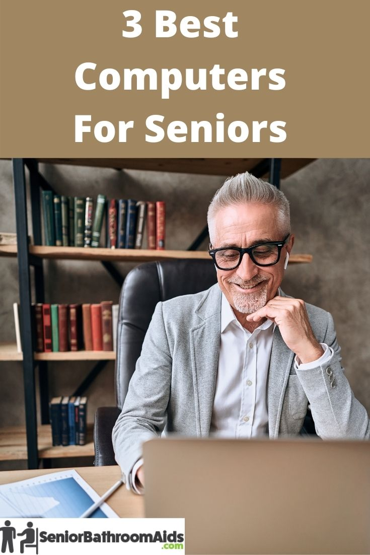 3 best computers for seniors - an image of comuters for seniors