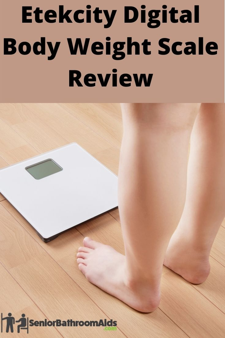 Etekcity Digital Body Weight Scale Review