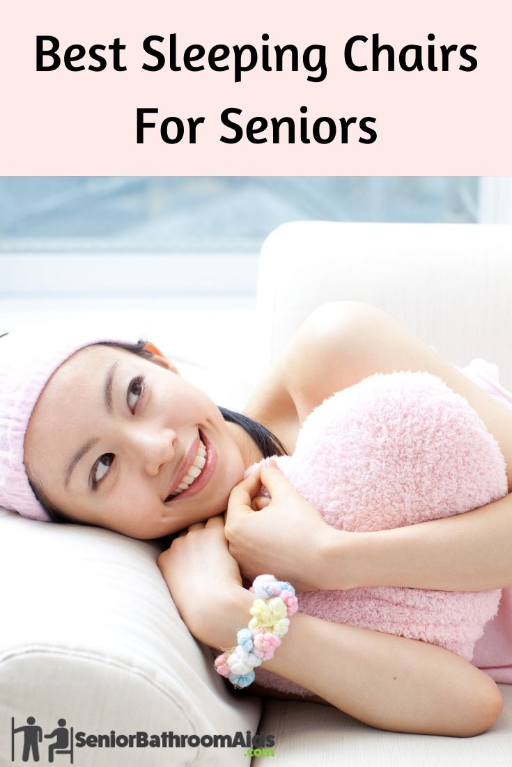 3 Best Sleeping Chairs For Seniors