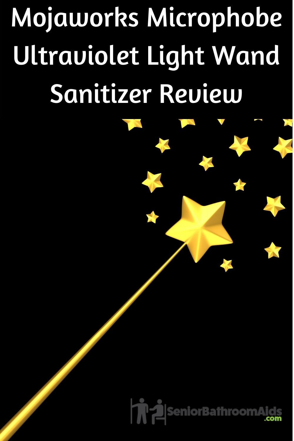 Mojaworks Microphobe Ultraviolet Light Wand Sanitizer Review