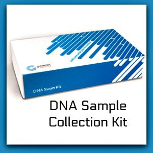 dna sample kit