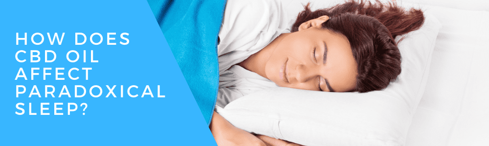 How Does CBD Oil Affect Paradoxical Sleep-feature image