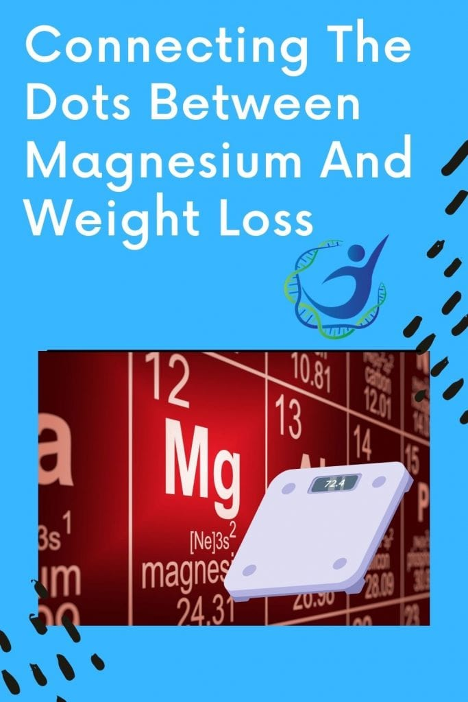 magnesium And Weight loss  pin