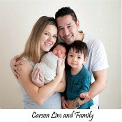 carson and his family