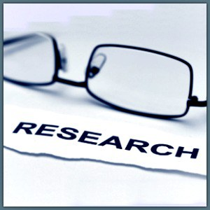 word research witha pair of glasses