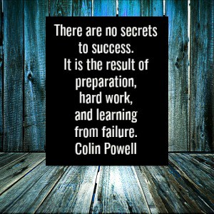 a quote by colin powell