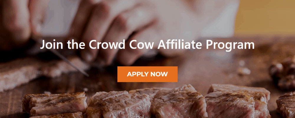 crowd cow affiliate page