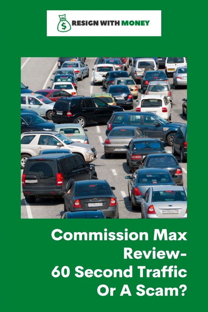commission max review pin