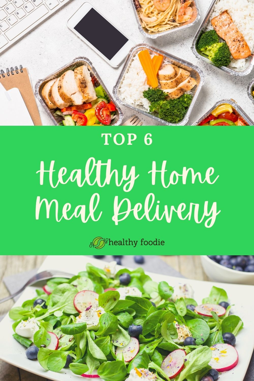 Healthy Home Meal Delivery