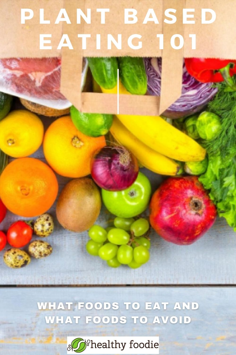 What Is In A Plant Based Diet